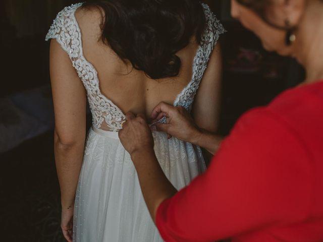 La boda de Alejandro y Ariadna en Monforte de Lemos, Lugo 13