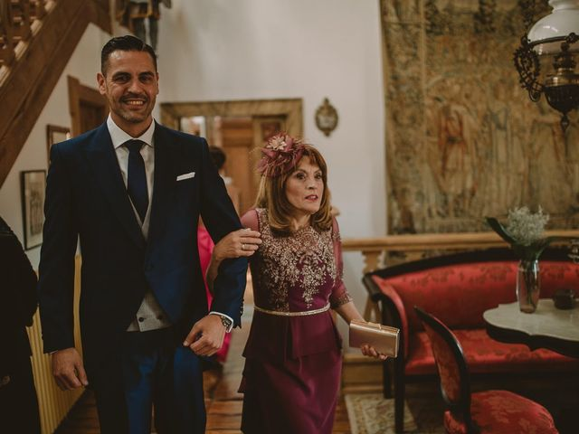 La boda de Alejandro y Ariadna en Monforte de Lemos, Lugo 27