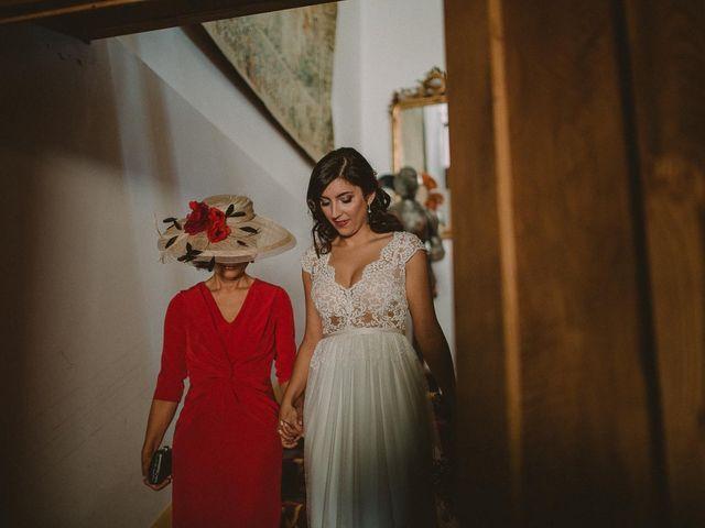 La boda de Alejandro y Ariadna en Monforte de Lemos, Lugo 28