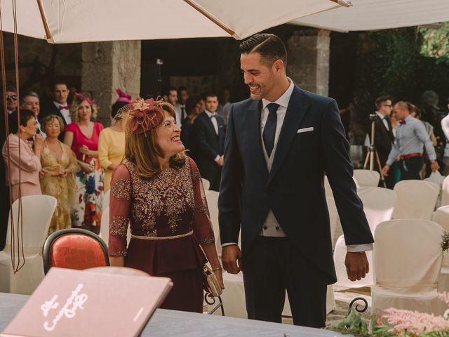 La boda de Alejandro y Ariadna en Monforte de Lemos, Lugo 30