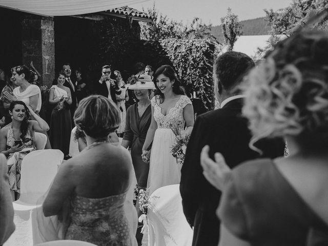 La boda de Alejandro y Ariadna en Monforte de Lemos, Lugo 32