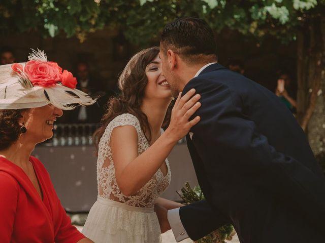 La boda de Alejandro y Ariadna en Monforte de Lemos, Lugo 33