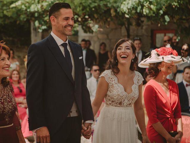 La boda de Alejandro y Ariadna en Monforte de Lemos, Lugo 34