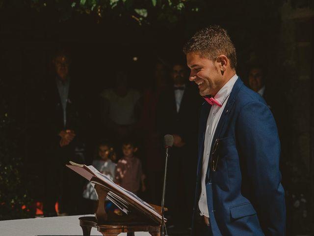 La boda de Alejandro y Ariadna en Monforte de Lemos, Lugo 35
