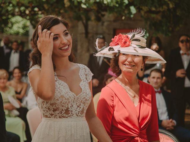 La boda de Alejandro y Ariadna en Monforte de Lemos, Lugo 36