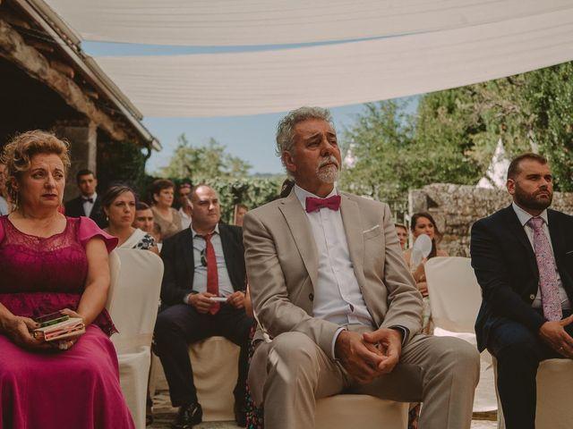 La boda de Alejandro y Ariadna en Monforte de Lemos, Lugo 40