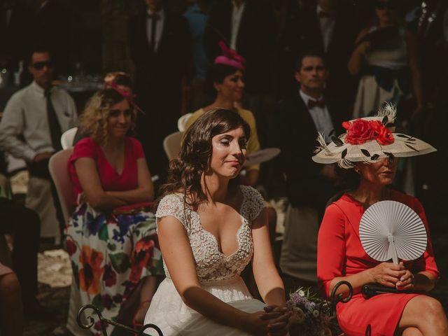 La boda de Alejandro y Ariadna en Monforte de Lemos, Lugo 41