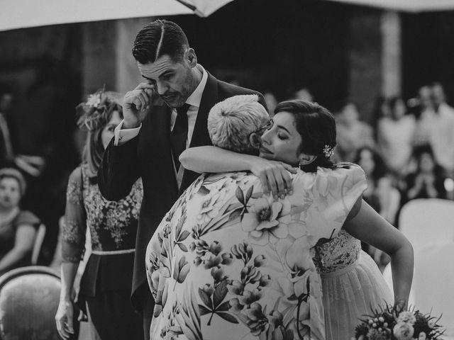 La boda de Alejandro y Ariadna en Monforte de Lemos, Lugo 42