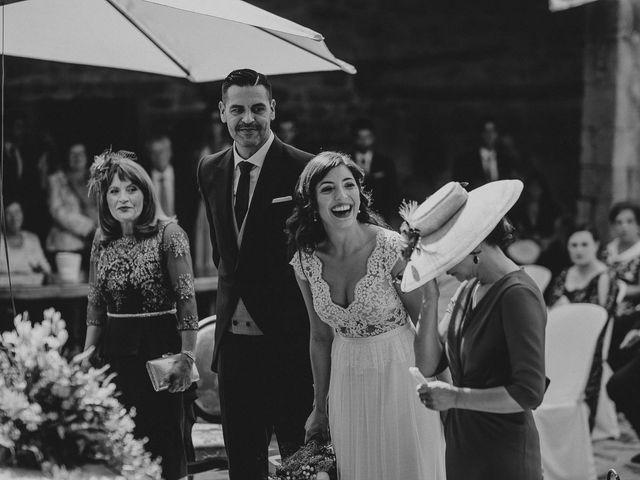 La boda de Alejandro y Ariadna en Monforte de Lemos, Lugo 44