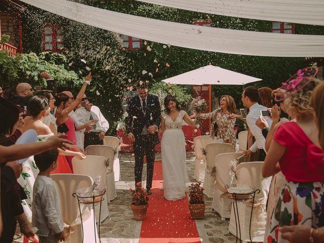 La boda de Alejandro y Ariadna en Monforte de Lemos, Lugo 47