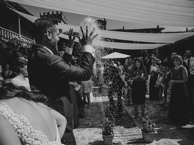 La boda de Alejandro y Ariadna en Monforte de Lemos, Lugo 48
