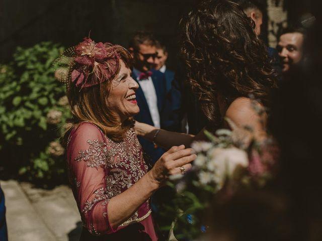 La boda de Alejandro y Ariadna en Monforte de Lemos, Lugo 49