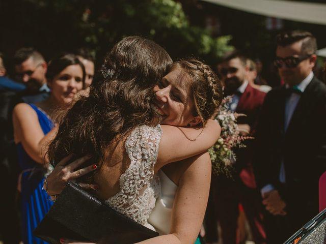 La boda de Alejandro y Ariadna en Monforte de Lemos, Lugo 50