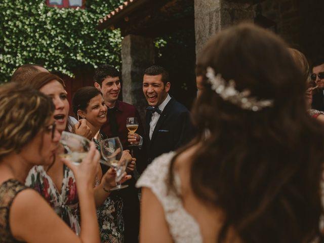 La boda de Alejandro y Ariadna en Monforte de Lemos, Lugo 53