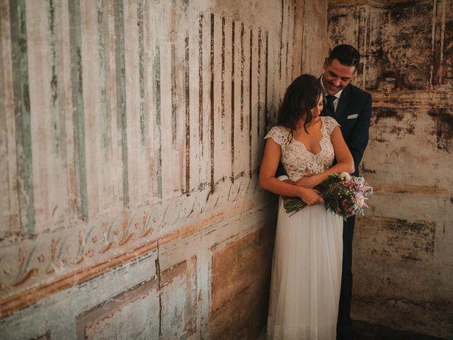 La boda de Alejandro y Ariadna en Monforte de Lemos, Lugo 54