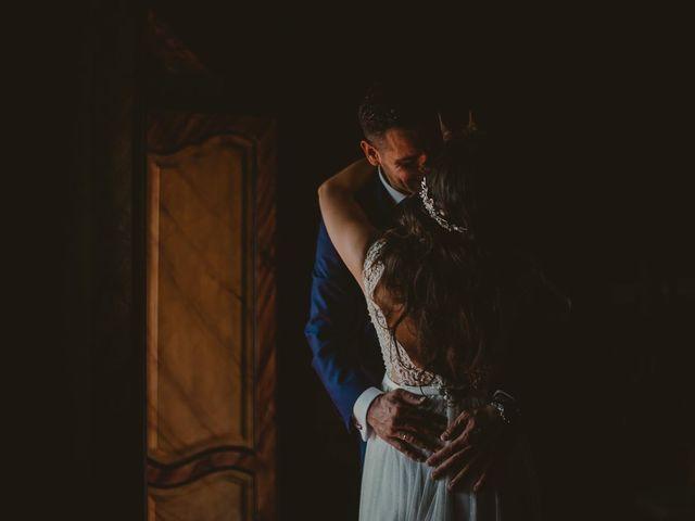 La boda de Alejandro y Ariadna en Monforte de Lemos, Lugo 55