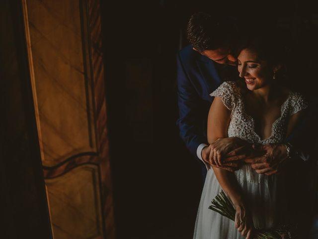 La boda de Alejandro y Ariadna en Monforte de Lemos, Lugo 59