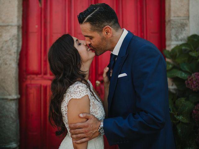 La boda de Alejandro y Ariadna en Monforte de Lemos, Lugo 65