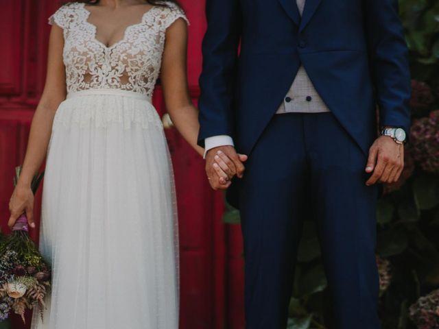La boda de Alejandro y Ariadna en Monforte de Lemos, Lugo 68