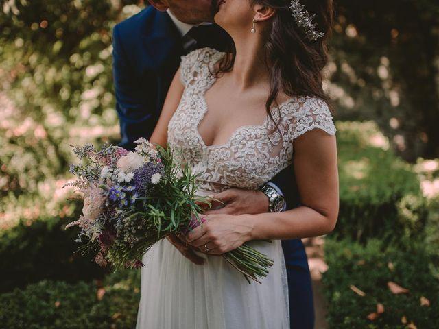 La boda de Alejandro y Ariadna en Monforte de Lemos, Lugo 71