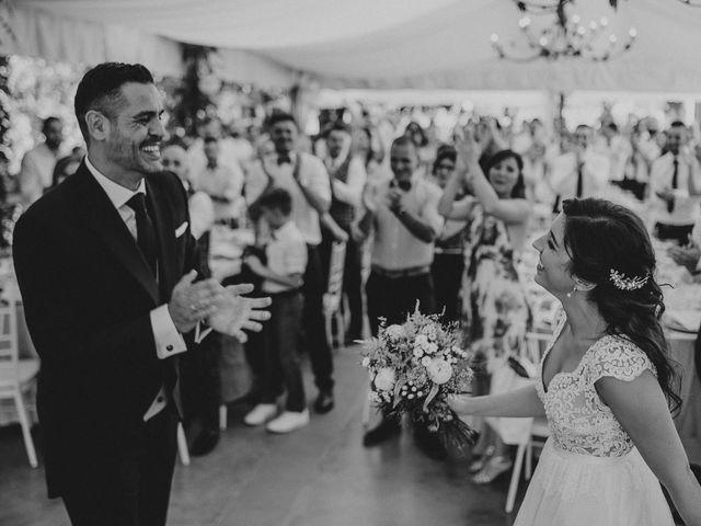 La boda de Alejandro y Ariadna en Monforte de Lemos, Lugo 77
