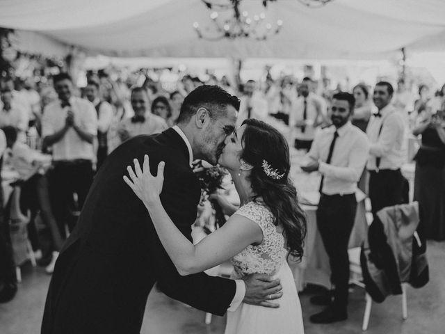 La boda de Alejandro y Ariadna en Monforte de Lemos, Lugo 78