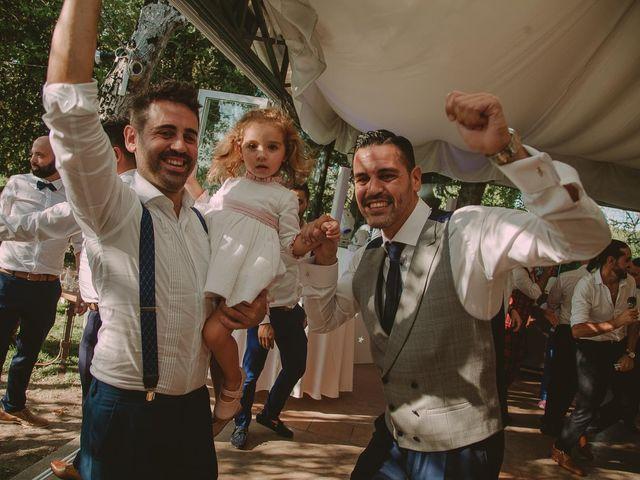 La boda de Alejandro y Ariadna en Monforte de Lemos, Lugo 83
