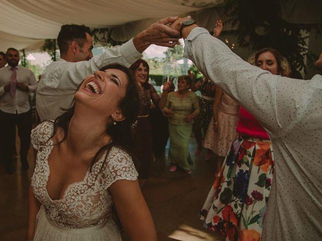 La boda de Alejandro y Ariadna en Monforte de Lemos, Lugo 84