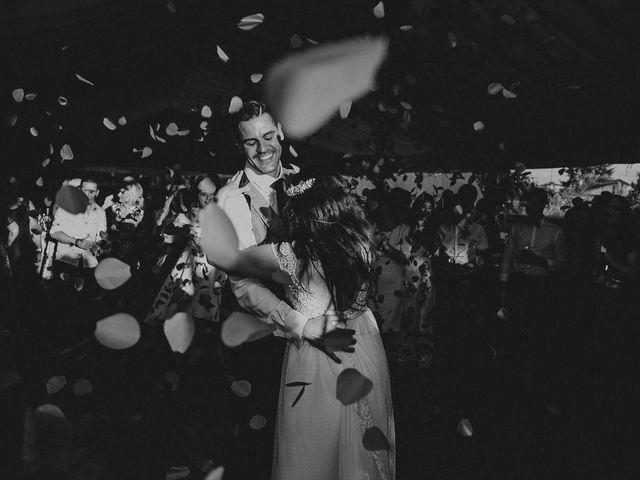 La boda de Alejandro y Ariadna en Monforte de Lemos, Lugo 87