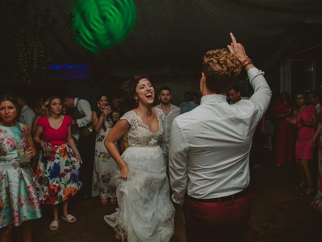 La boda de Alejandro y Ariadna en Monforte de Lemos, Lugo 90