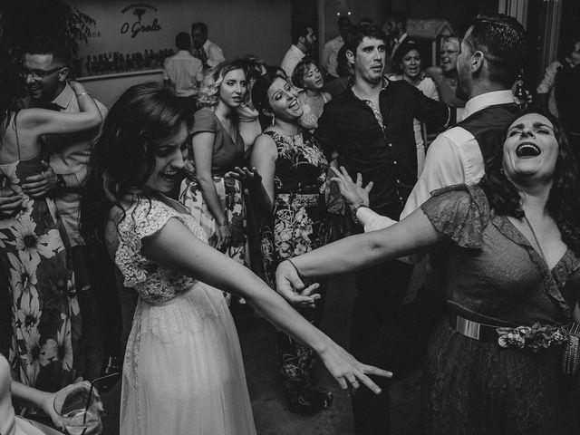 La boda de Alejandro y Ariadna en Monforte de Lemos, Lugo 91