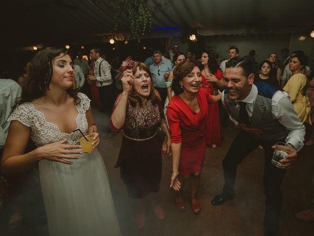 La boda de Alejandro y Ariadna en Monforte de Lemos, Lugo 94