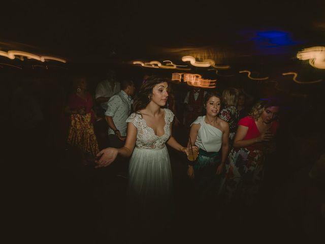 La boda de Alejandro y Ariadna en Monforte de Lemos, Lugo 96