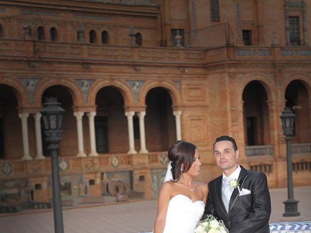 La boda de Antonio y Tamara en Santiponce, Sevilla 3