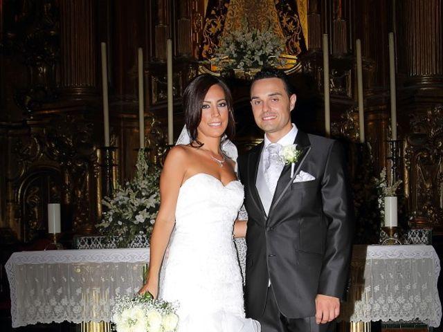 La boda de Antonio y Tamara en Santiponce, Sevilla 8