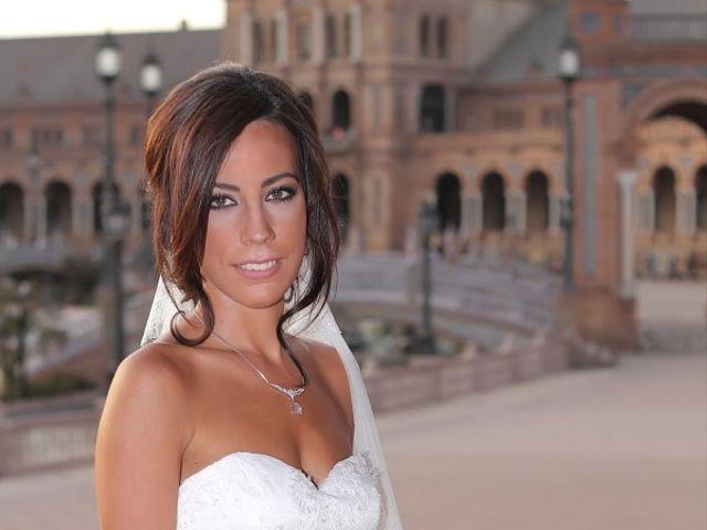 La boda de Antonio y Tamara en Santiponce, Sevilla 9