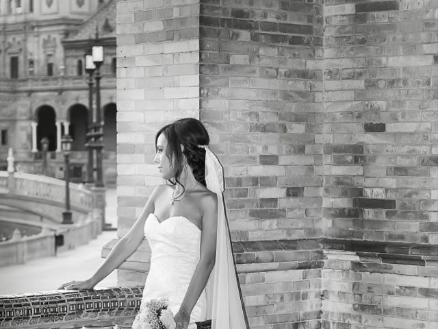 La boda de Antonio y Tamara en Santiponce, Sevilla 10