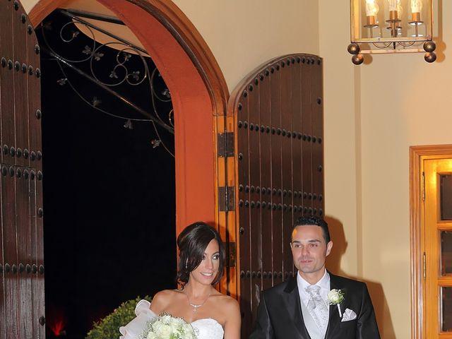 La boda de Antonio y Tamara en Santiponce, Sevilla 16
