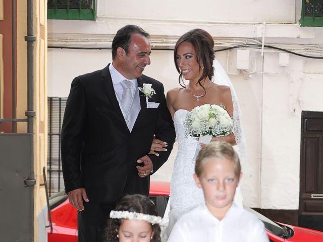 La boda de Antonio y Tamara en Santiponce, Sevilla 20