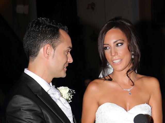 La boda de Antonio y Tamara en Santiponce, Sevilla 21