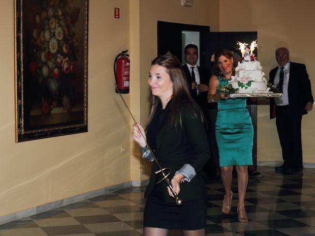 La boda de Antonio y Tamara en Santiponce, Sevilla 24