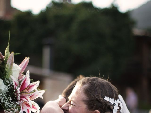 La boda de Blai y Sheila en Canalda, Lleida 13