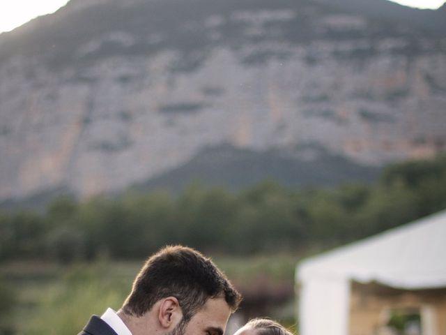 La boda de Blai y Sheila en Canalda, Lleida 1