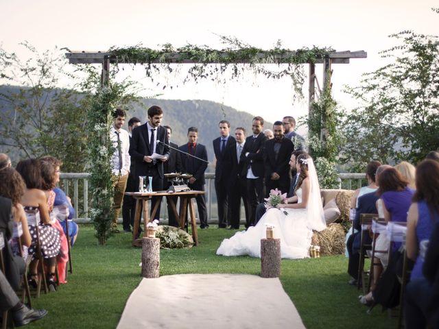 La boda de Blai y Sheila en Canalda, Lleida 15