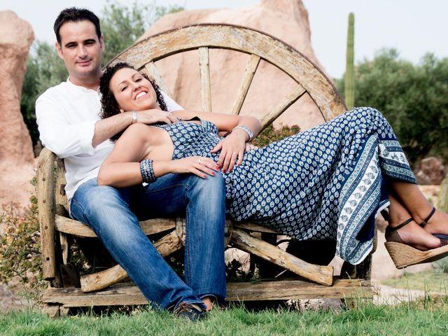 La boda de Jose y Mariola en Almerimar, Almería 4