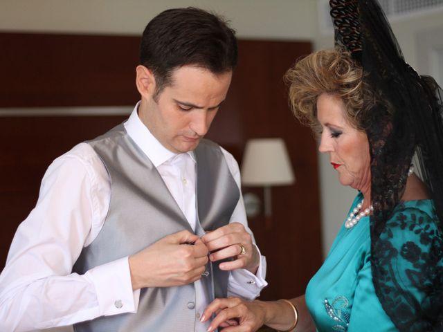 La boda de Jose y Mariola en Almerimar, Almería 6
