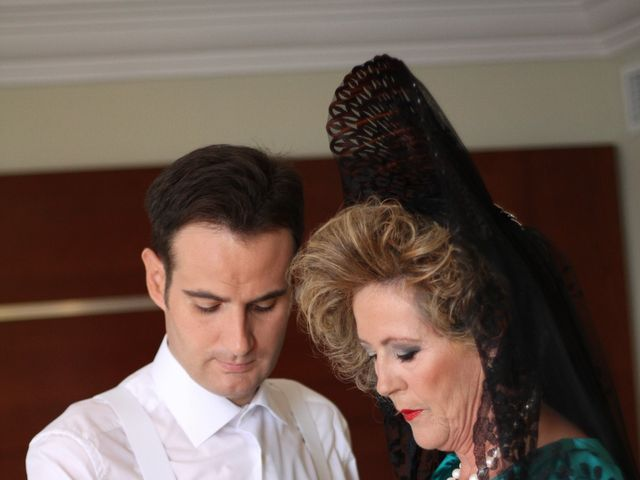 La boda de Jose y Mariola en Almerimar, Almería 7