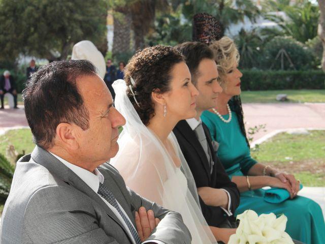 La boda de Jose y Mariola en Almerimar, Almería 20