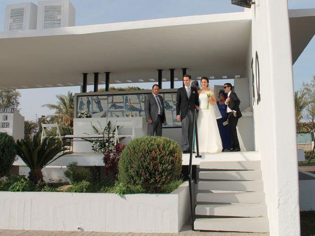 La boda de Jose y Mariola en Almerimar, Almería 22