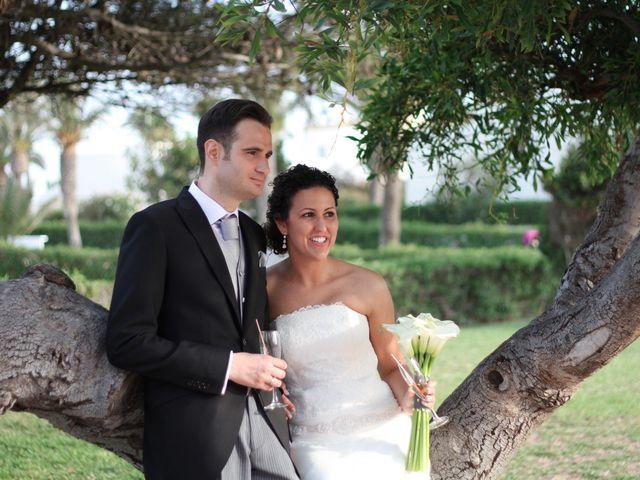 La boda de Jose y Mariola en Almerimar, Almería 23